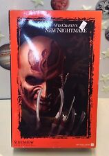Wes Craven's New Nightmare Freddy Krueger Action Figure New Sideshow