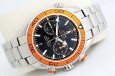 Men's Omega Seamaster Planet Ocean 46mm Cronógrafo Reloj Co-Axial (2012)