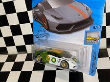 """Hot Wheels Lamborghini Huracan - """"BP RACING"""" REAL RIDERS custom"""