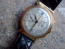 Zenith Chronograph, 18k Gold, 1930
