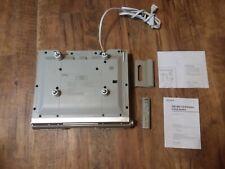 New listing Sony Icf-Cdk50 Under Cabinet Kitchen Am/Fm Radio Aux Clock Cd Player Mega Bass