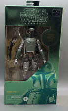 Hasbro Star Wars The Black Series Boba Fett Carbonized