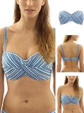 Abbigliamento Panache a fantasia righe per il mare e la piscina da donna