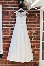Ivory Wedding dress size 6/Small (Small size 8/Large 6) A-line
