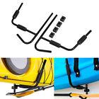1-5Pairs Kayak Rack Ladder Wall Mount Storage Surfboard Canoe Folding Hanger