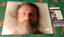 "Andrew Lincoln Hand Signed The Walking Dead ""Rick Grimes"" 8x10 Photo w/ JSA COA"
