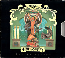 HUMBLE PIE hot 'n' nasty - the anthology 2CD w/slipcase & booklet OOP