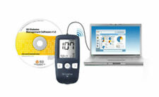 Management Data Cable & Software for use with SD Codefree & GlucoNavii Meters