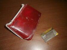 87 Kawasaki Ninja ZX7 ZX750R 750 GENUINE Rear Tail Light Lamp Lens Housing OEM
