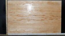 Tonewood Ambrosia Maple Bookmatched 7 mm Tonholz Topset Guitar Ahorn Droptop 039