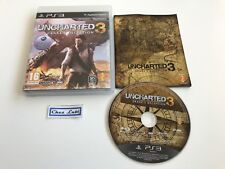 Uncharted 3 Drake's Deception - Sony PlayStation PS3 - PAL FR - Avec Notice
