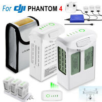 5870mAh 5350mAh Intelligent LiPo Battery For DJI Phantom 4/Pro/Adv PH4 Series