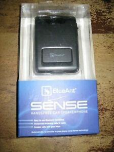 BlueAnt Sense S3 BLUETOOTH Handsfree Car Speakerphone AUEN-BAW-S3 New in Box