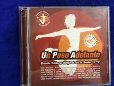 UN PASO ADELANTE CD + DVD JUANES TATU ZUCCHERO THE CURE WET WET WET ...