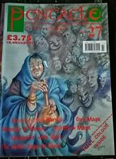 Pentacle #27 Samhain Winter 2008  Uks Leading Independent Pagan Magazine