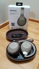 Sony MDR-1000X headphones in good condition. Boxed