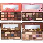 New Too Faced Chocolate Bar & Bon Bons & Semi Sweet Peach Eyeshadow Palette