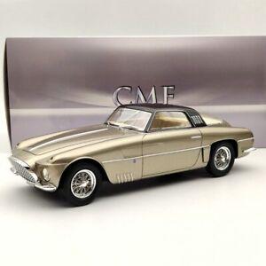 CMF 1:18 Ferrari 250 Europa Coupe By Vignale 1953 Metallic Ligth Brown CMF18165