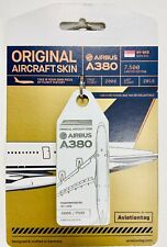 Limited Edition Aviationtag A380 Singapore Airlines