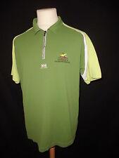 Polo vintage Helly Hansen Vert Taille L à - 57%