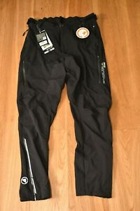 endura mt500 spray II waterproof winter trousers / pants - men's XL