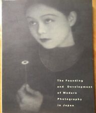 """""""Founding And Development Of Modern Photography In Japan"""" Catalogue 288 Pages"""