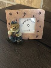 Boyd's Bears Juliet Bearilove • Have A Heart | Picture Frame 82009