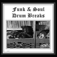 Various Artists - Funk & Soul Drum Breaks (New Vinyl LP Sealed!)
