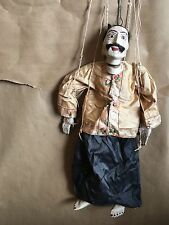 Thai Puppet Fully Functional -including Lips&Eyes Made IN BANGKOK THAILAND 24""