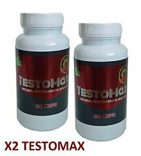X2 Fcos TESTOMAX, Testosterone Booster, Testosterone Supplement Sexual, testapro