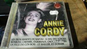 Cd album-Annie Cordy-Collector-Enregistrements originaux-Neuf sous cello-
