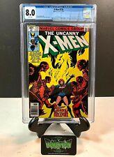 UNCANNY X-MEN #134 CGC 8.0 MARVEL COMICS JUNE 1980 1ST APPEARANCE DARK PHOENIX