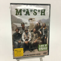 MASH - Season 1 Collector's Edition (DVD, 3-Disc Set) Brand New Sealed DS68