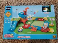 NEW VTech  Smart Wheels Go Go  Airport  Playset