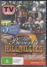 BEVERLY HILLBILLIES VOL 9 - DVD - 3 CLASSIC EPISODES -