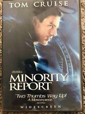 Minority Report (Dvd, 2002, 2-Disc Set, Bonus Features, Widescreen)