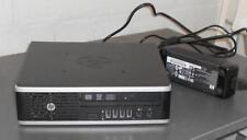 Small Form Factor (SFF) Windows 10 HP 250GB PC Desktops