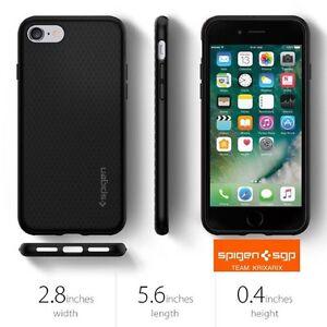 SPIGEN Apple iPhone SE 2020 7 / 8 Cover Liquid Air Custodia Smartphone Originale