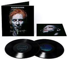 Rammstein Sehnsucht 2 X 180gm Vinyl LP Remastered &