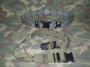 Cinturone da combattimento U.S. Army -vintage-