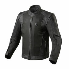 Waist Length Leather Motorcycle Jackets Mesh Exact