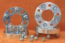 4 Distanziali Wheel Spacers 25mm 5x114.3 JEEP Cherokee Z XJ KJ KK Wrangler TJ YJ