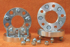 4 Distanziali Wheel Spacers 25mm 5x114.3 5x4.5 KIA Carnival Sorento Sportage