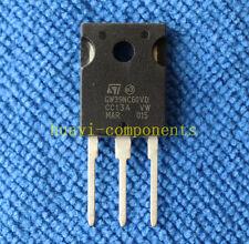 5pcs GW39NC60VD N-CHANNEL 40A - 600V - TO-247 Very Fast PowerMESH™ IGBT