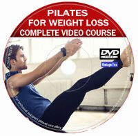 Pilates For Weight & Fat Loss Complete Fitness Workout Video Training Course DVD