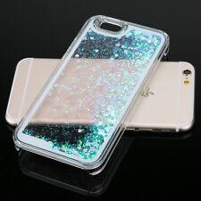 Dynamic Liquid Glitter Quicksand Hard Case Cover For Apple iPhone 4 5 5C 6 Plus