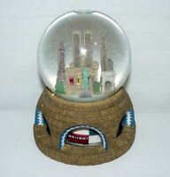 Getty Images Musical New Your City Glitter Dome Animated Snow Globe In Box