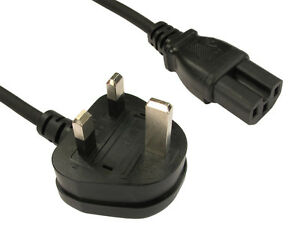 CISCO POWER LEAD CABLE C15 X BOX UK Plug Hot Condition 13 Amp Fuse 2m 2 metres