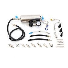 C80 Automotive Non-Dismantle Fuel Cleaner Tester Gasoline Injector System 120PSI