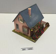 Wiad 1006 H0 Haus mit Glasüberdachter Laube, fertig gebaut,1:87,selten und RAR